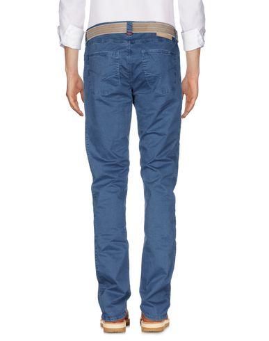 Фото 2 - Повседневные брюки от JAGGY грифельно-синего цвета