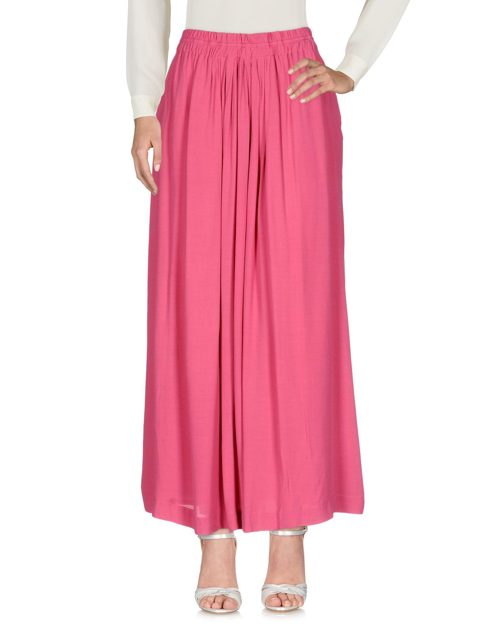 IRO Длинная юбка юбка brusnika brusnika br032ewwsq30