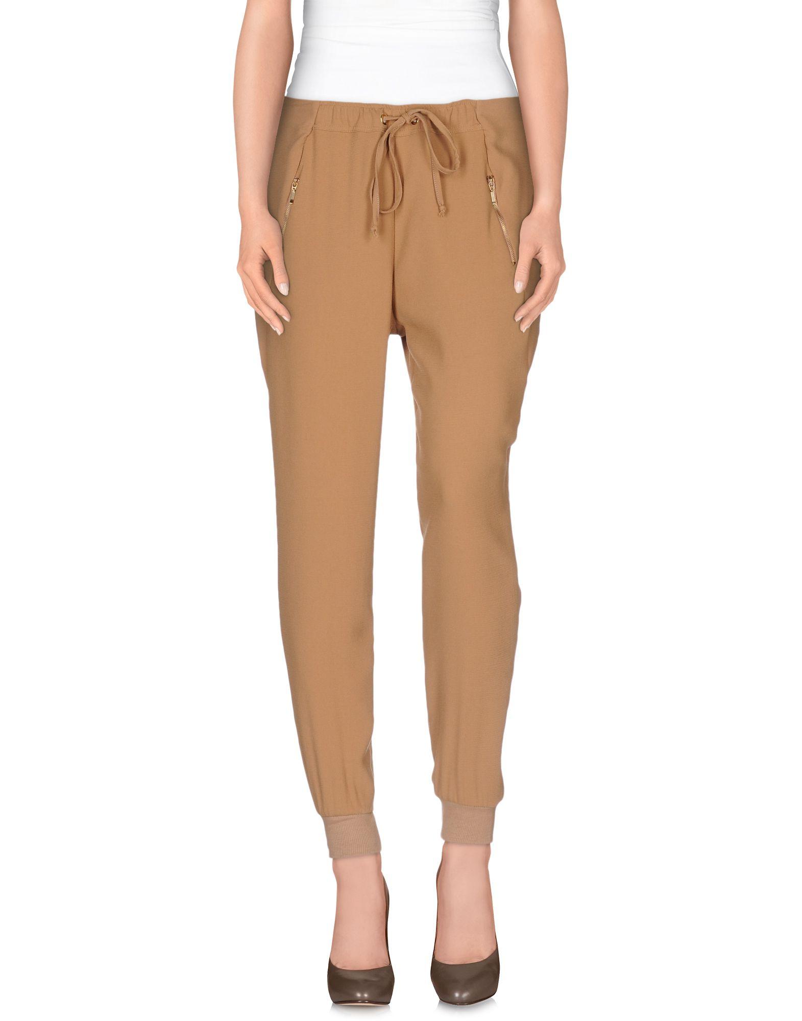 DEBY DEBO Повседневные брюки deby debo юбка длиной 3 4