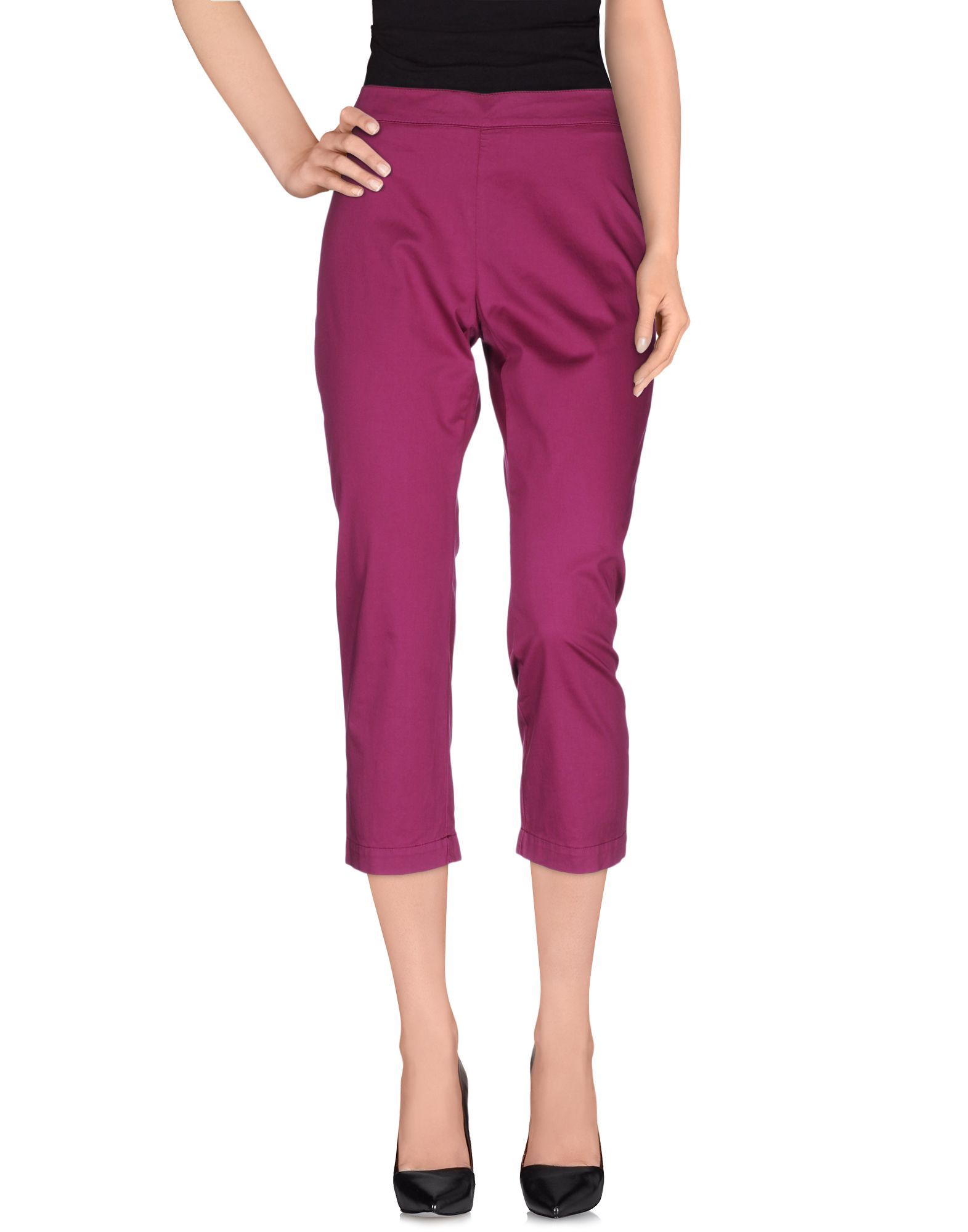 WEEKEND MAX MARA Брюки-капри брюки weekend max mara weekend max mara we017ewtmp22
