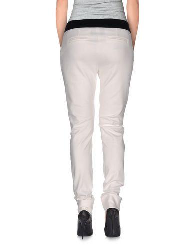 Фото 2 - Повседневные брюки от VDP COLLECTION цвет слоновая кость