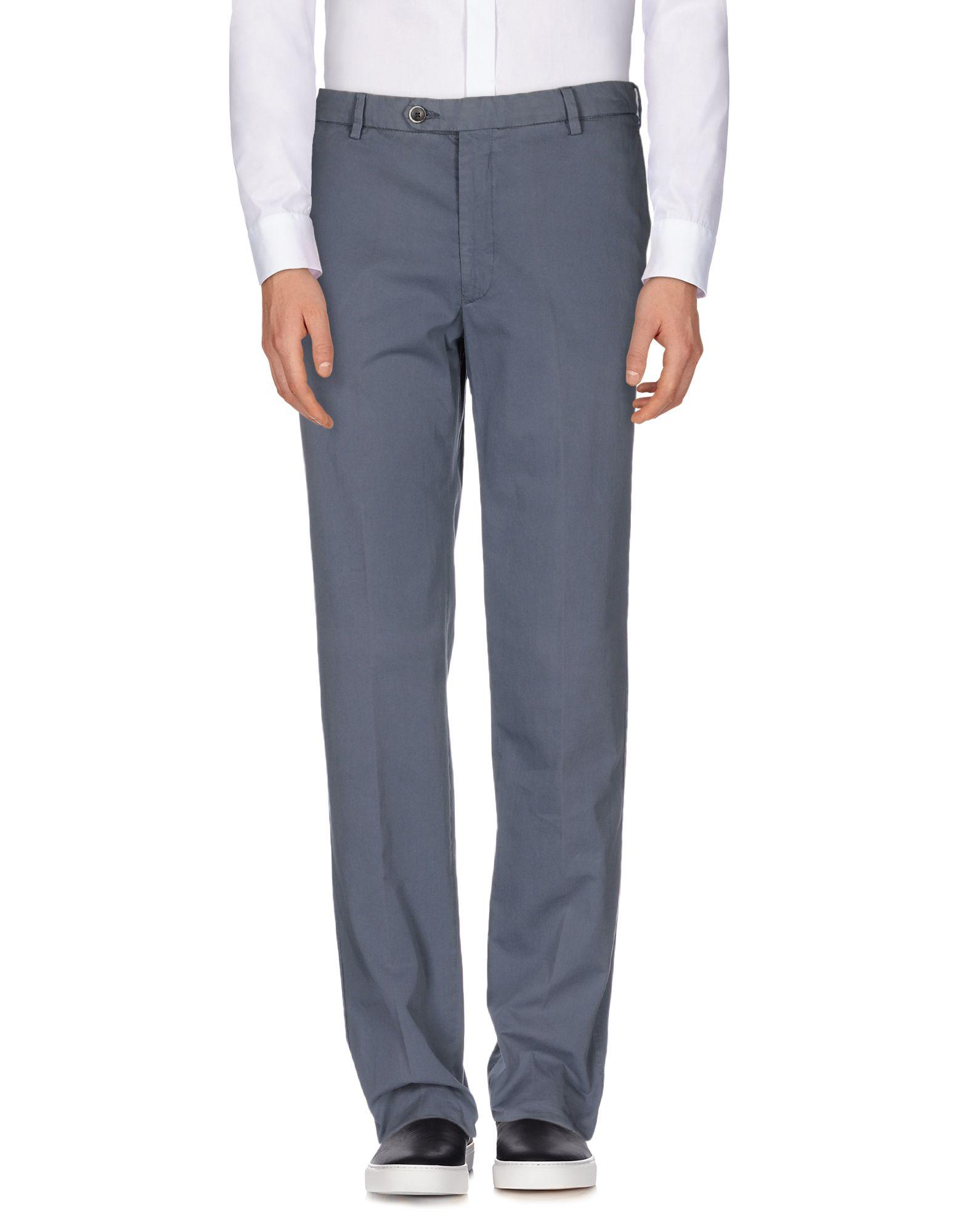 CLAUDIO BAGATTI Повседневные брюки цены онлайн