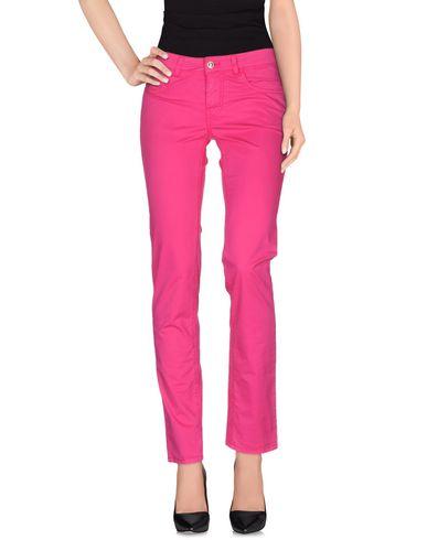 Фото - Повседневные брюки от FAY цвета фуксия
