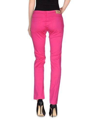 Фото 2 - Повседневные брюки от FAY цвета фуксия