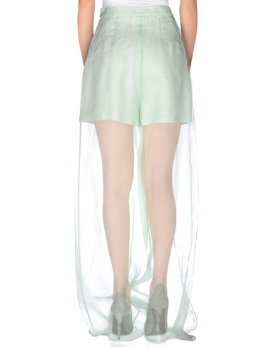 Фото 2 - Повседневные брюки светло-зеленого цвета