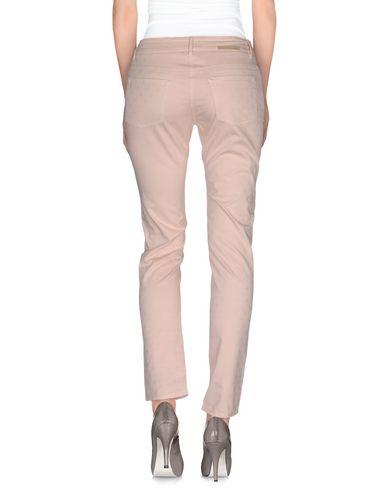 Фото 2 - Повседневные брюки от INCOTEX светло-розового цвета