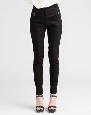 LANVIN Pants D Pants with cut-outs F