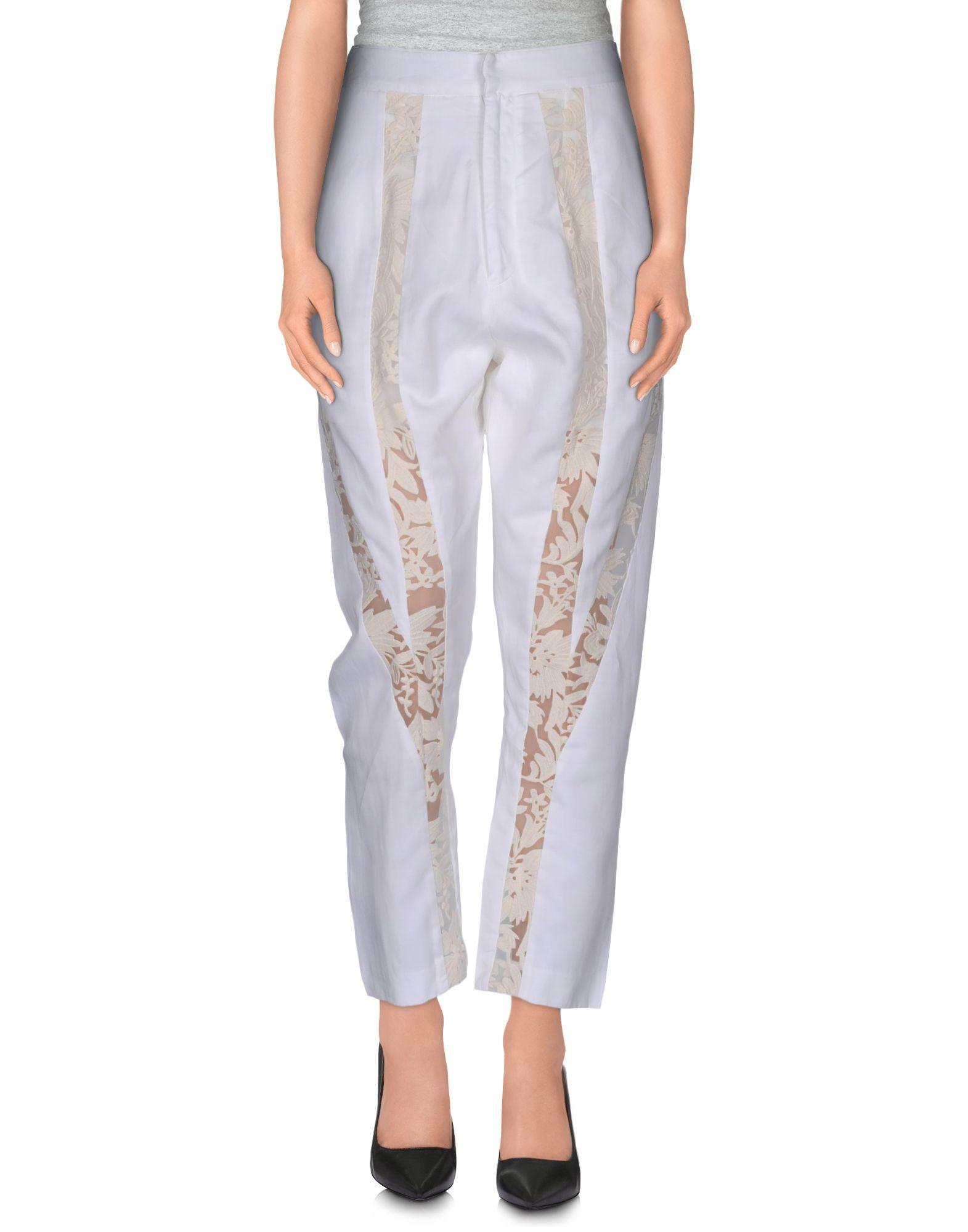REBECCA MINKOFF Повседневные брюки pants rebecca bella брюки с карманами