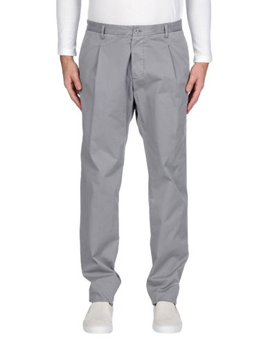 Фото - Повседневные брюки от OFFICINA 36 серого цвета