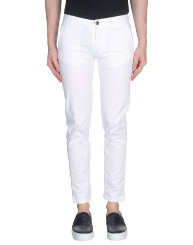 Фото - Повседневные брюки от ONE SEVEN TWO белого цвета