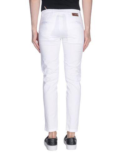 Фото 2 - Повседневные брюки от ONE SEVEN TWO белого цвета