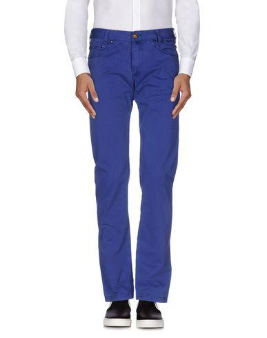 Фото - Повседневные брюки от BETWOIN синего цвета