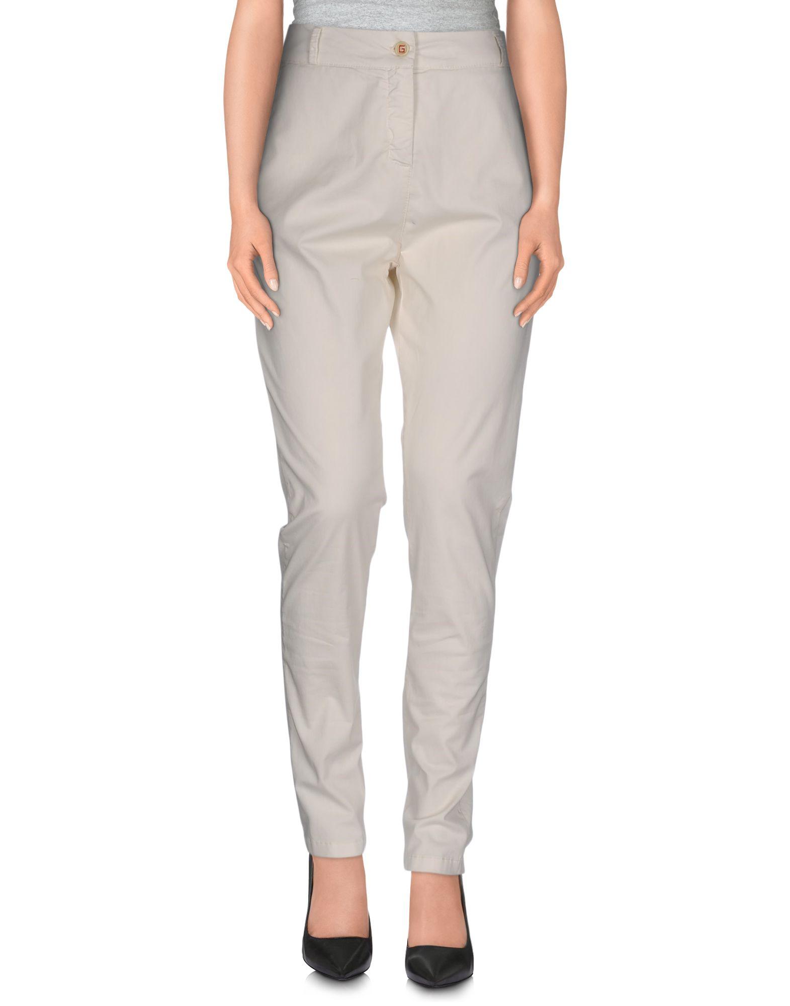 GUARDAROBA by ANIYE BY Damen Hose Farbe Weiß Größe 4