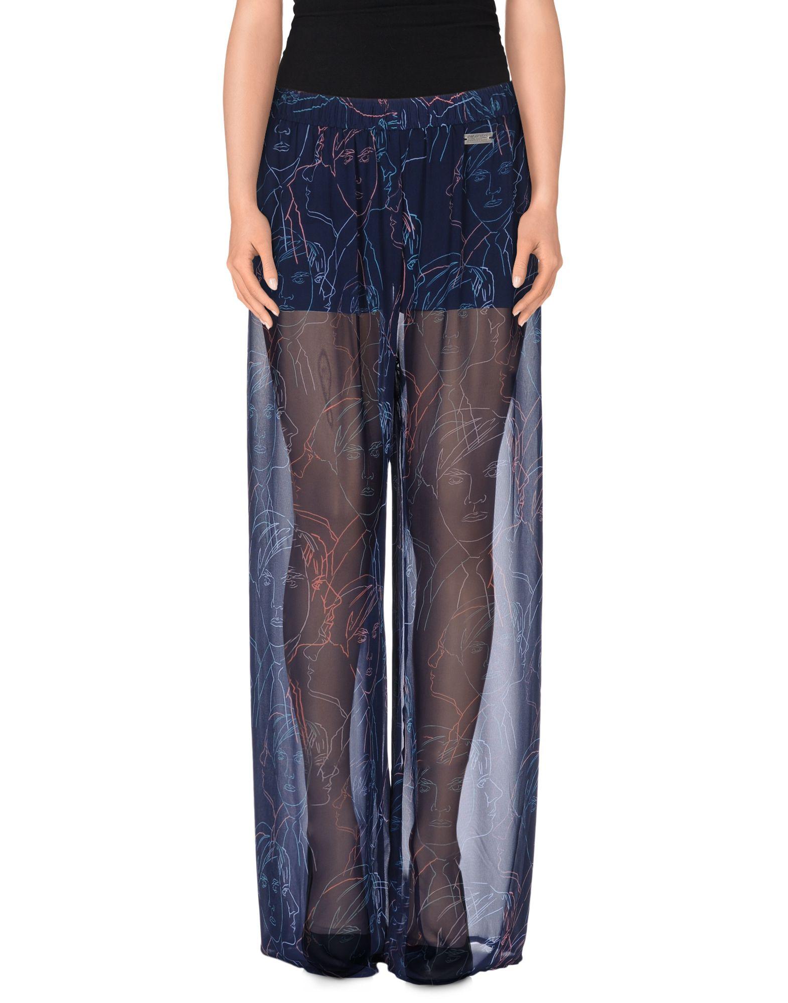 ANDY WARHOL by PEPE JEANS Повседневные брюки цены онлайн
