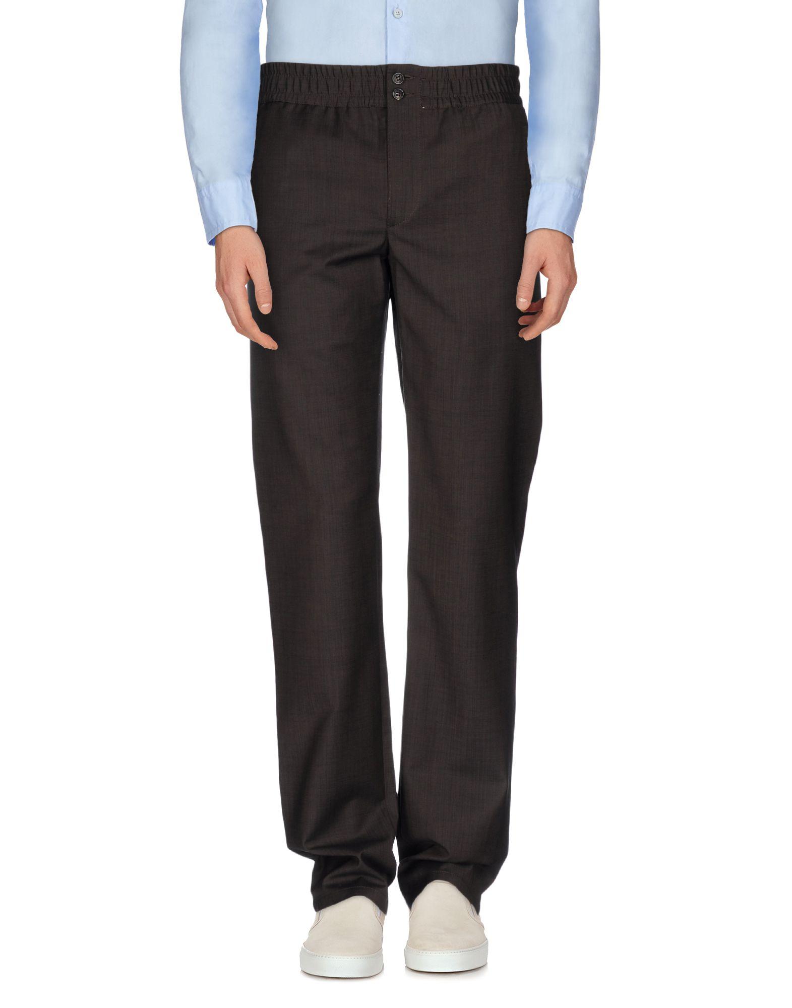 CORTIGIANI Повседневные брюки цена 2017