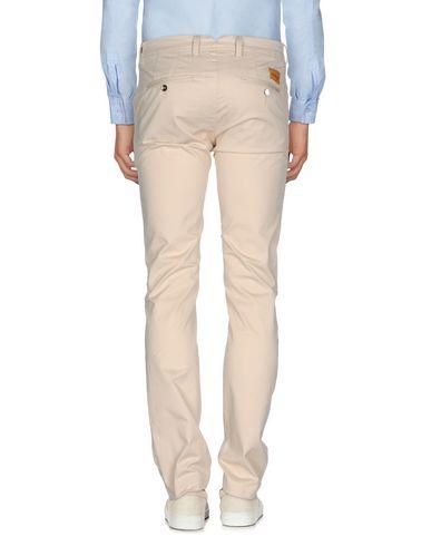 Фото 2 - Повседневные брюки от 40WEFT бежевого цвета