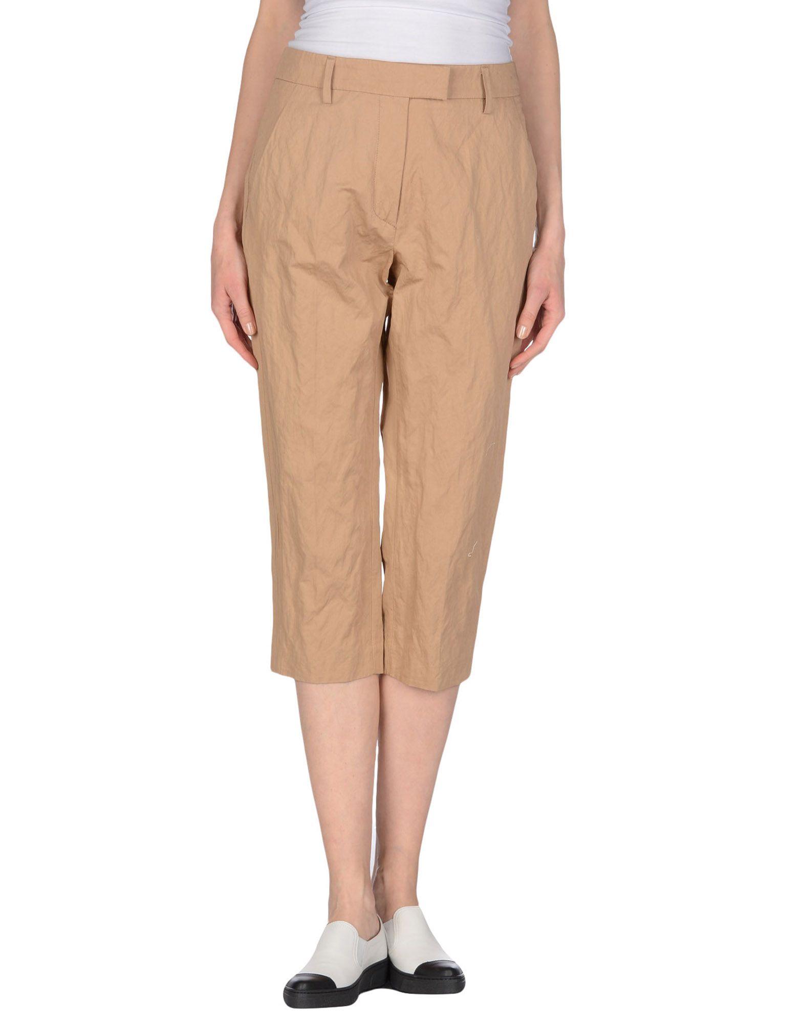 DONDUP Брюки-капри брюки и капр