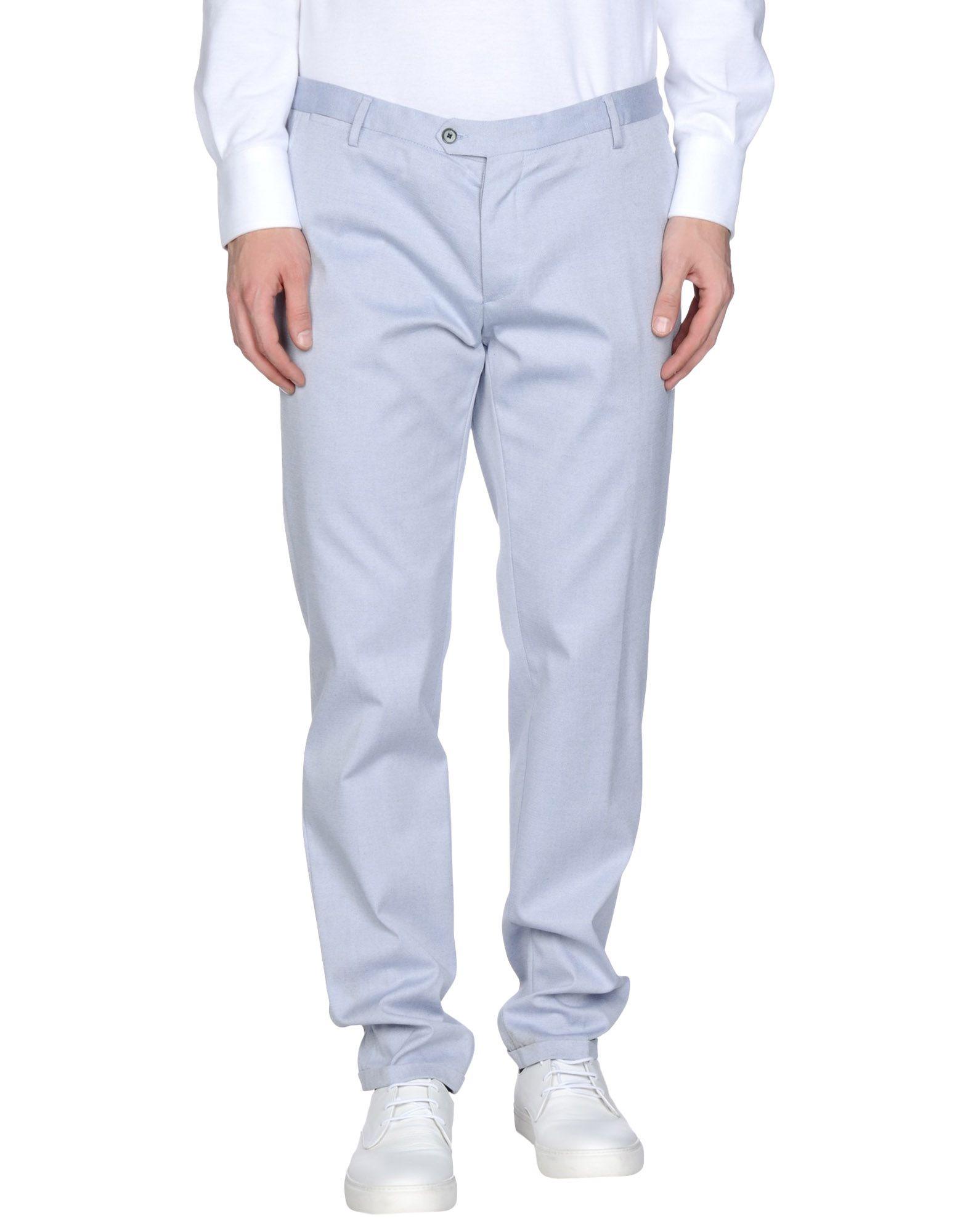 где купить ROBERTO PEPE Повседневные брюки по лучшей цене