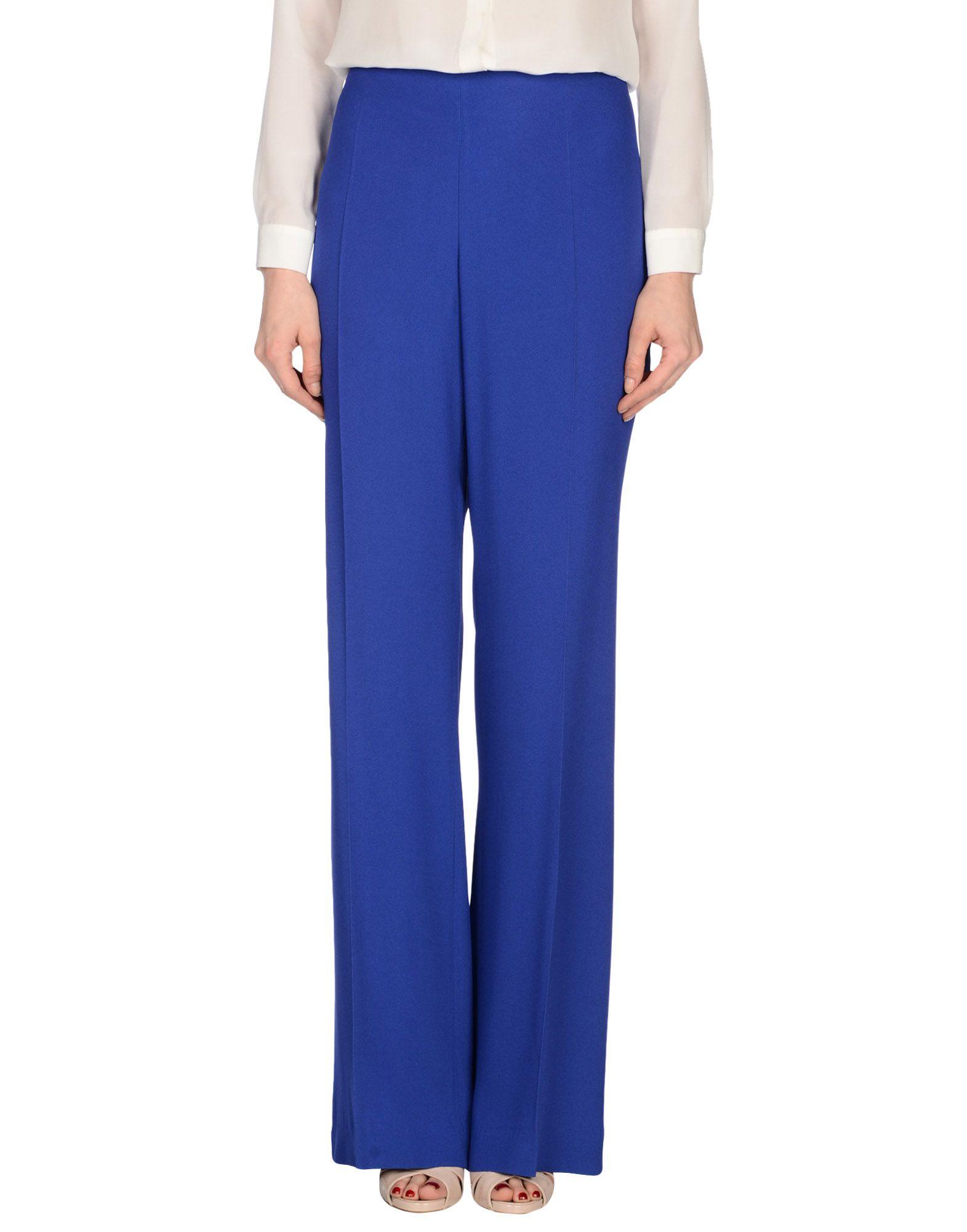 CLIPS Damen Hose Farbe Blau Größe 7