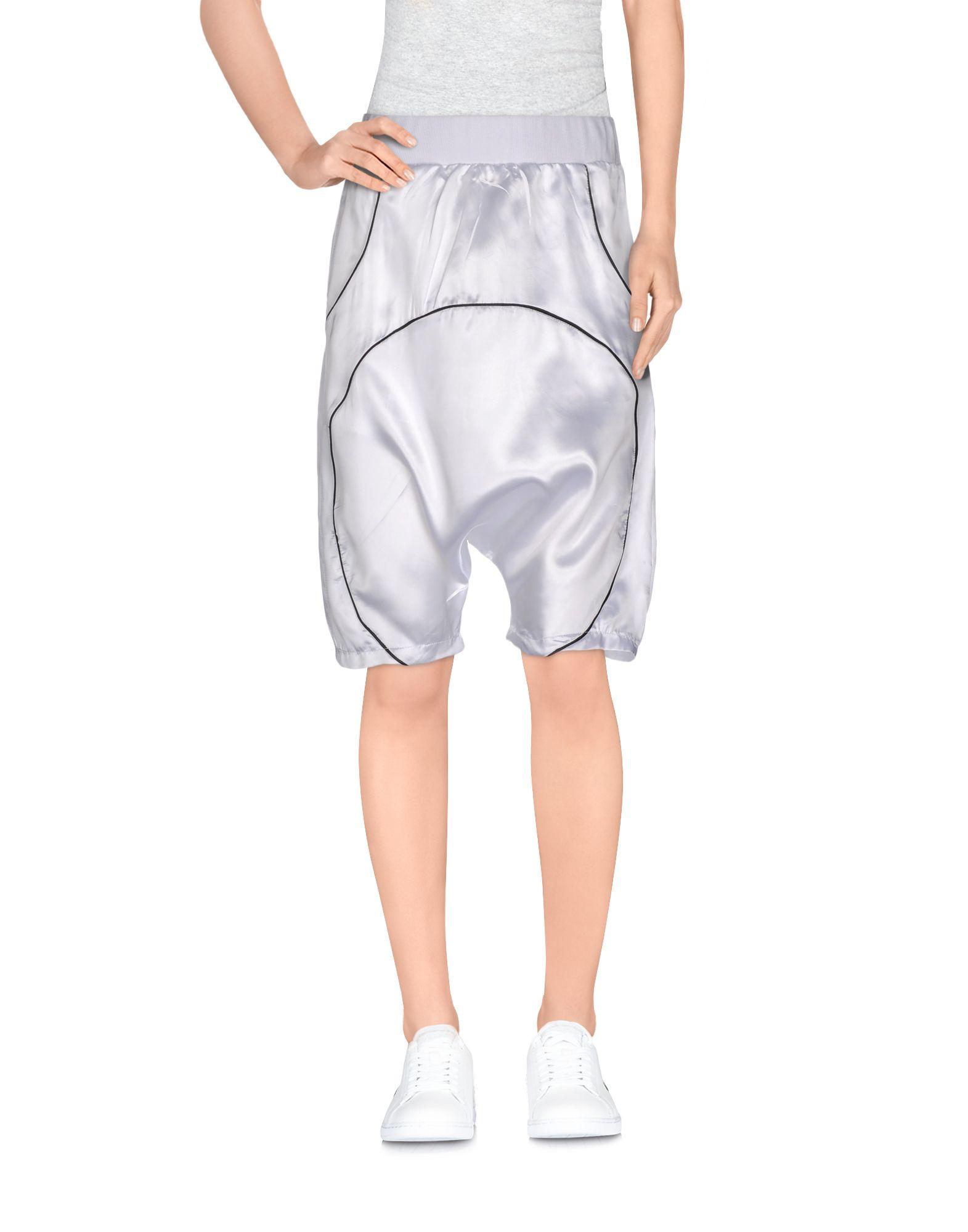 TZUJI Damen Bermudashorts Farbe Weiß Größe 4