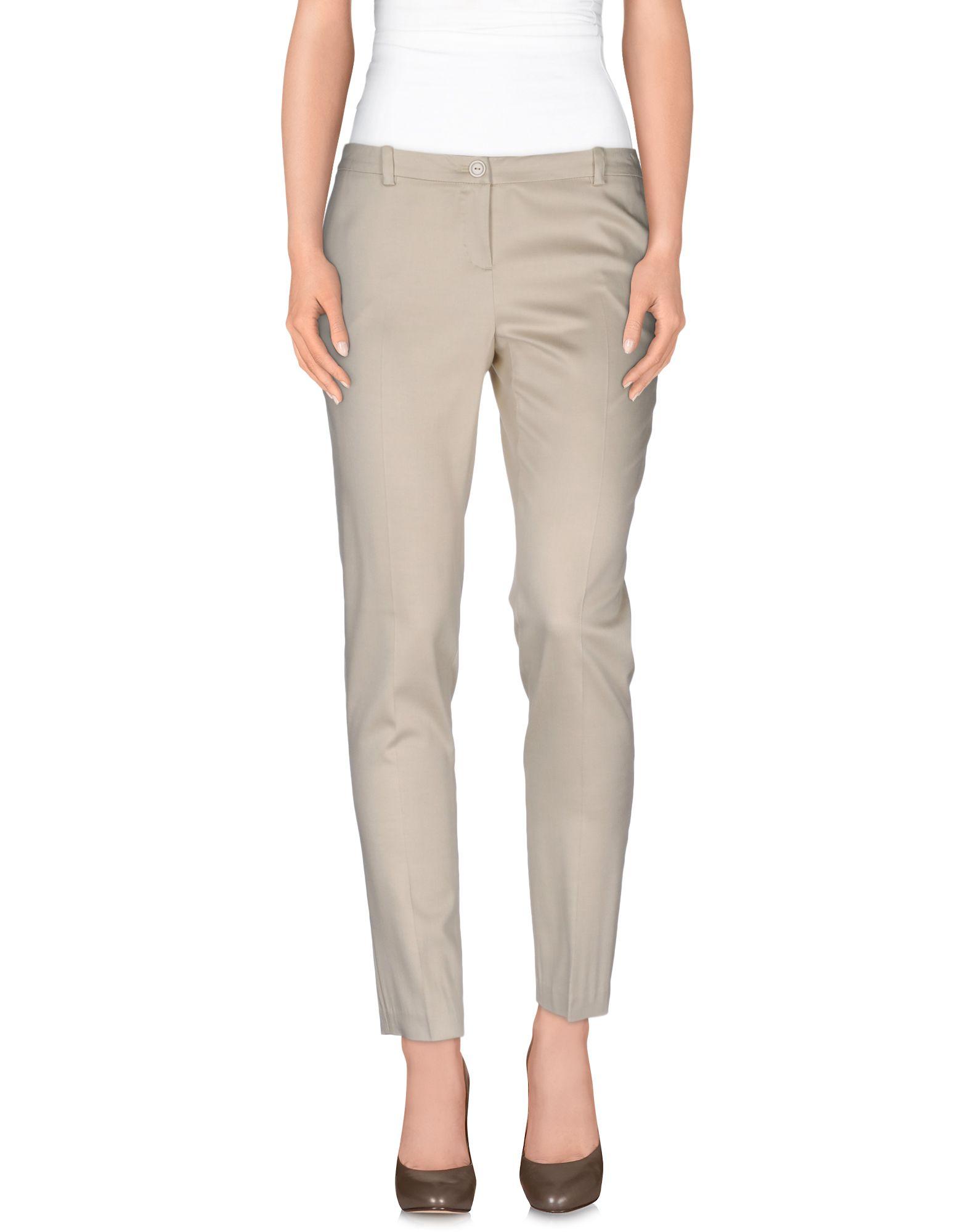 ANIYE BY Damen Hose Farbe Beige Größe 4