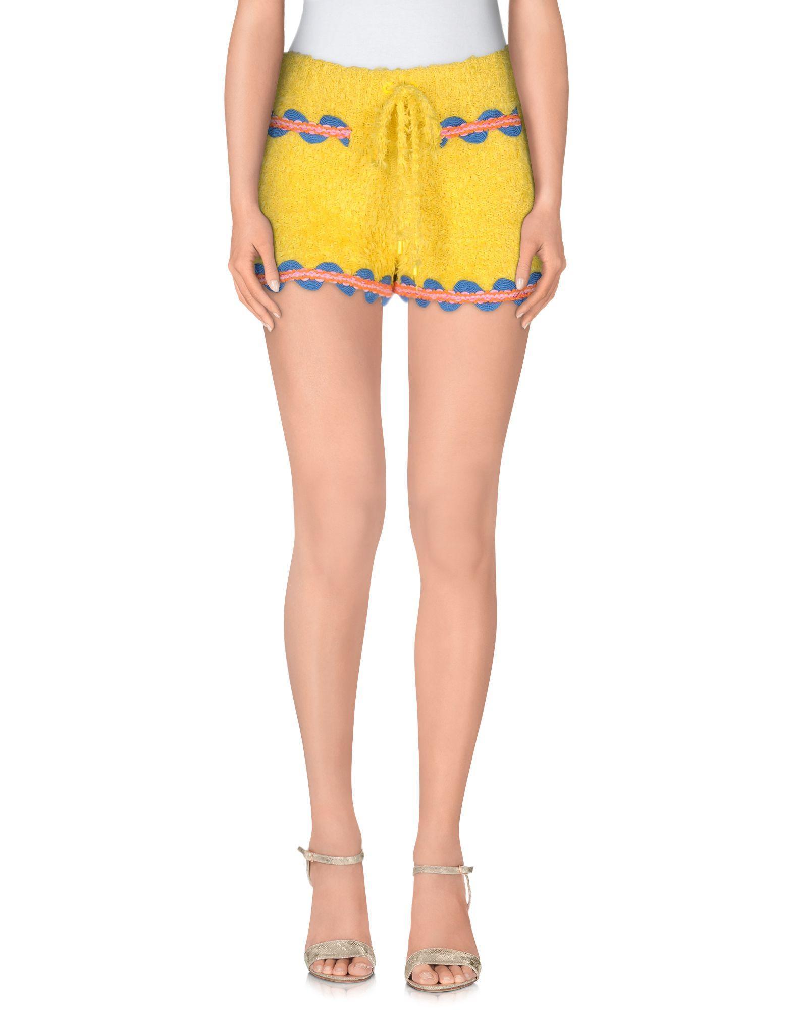 MOSCHINO COUTURE Повседневные шорты moschino couture сандалии