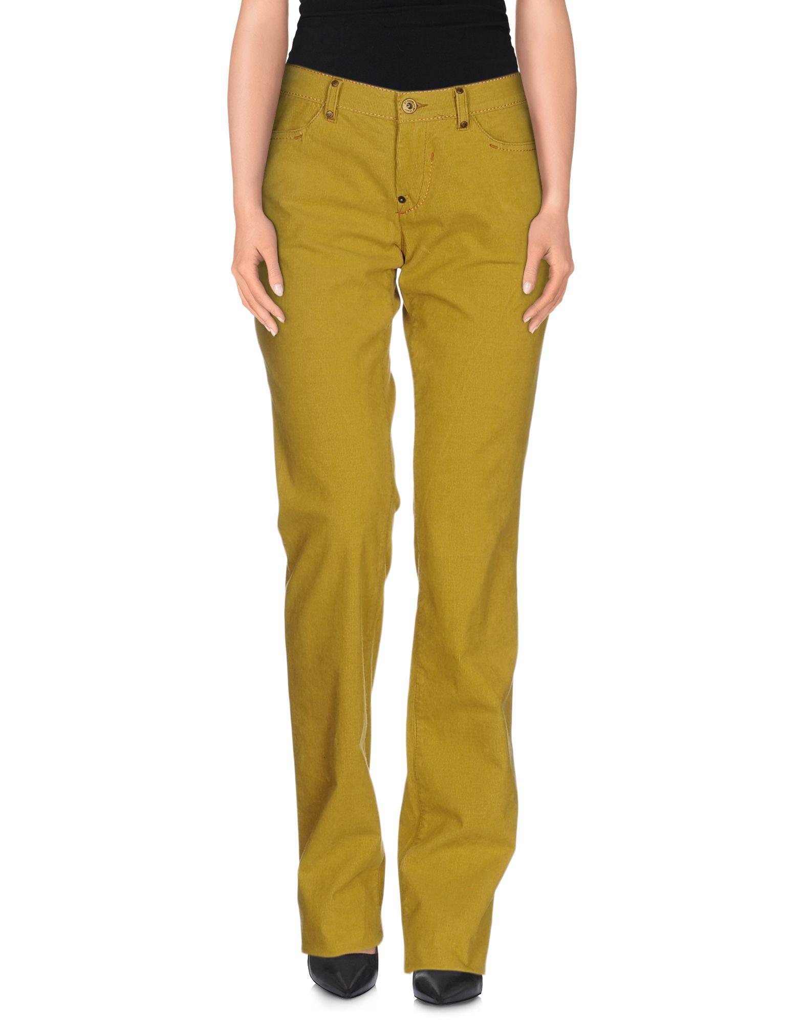 GF FERRE' Повседневные брюки брюки gf ferre брюки широкие