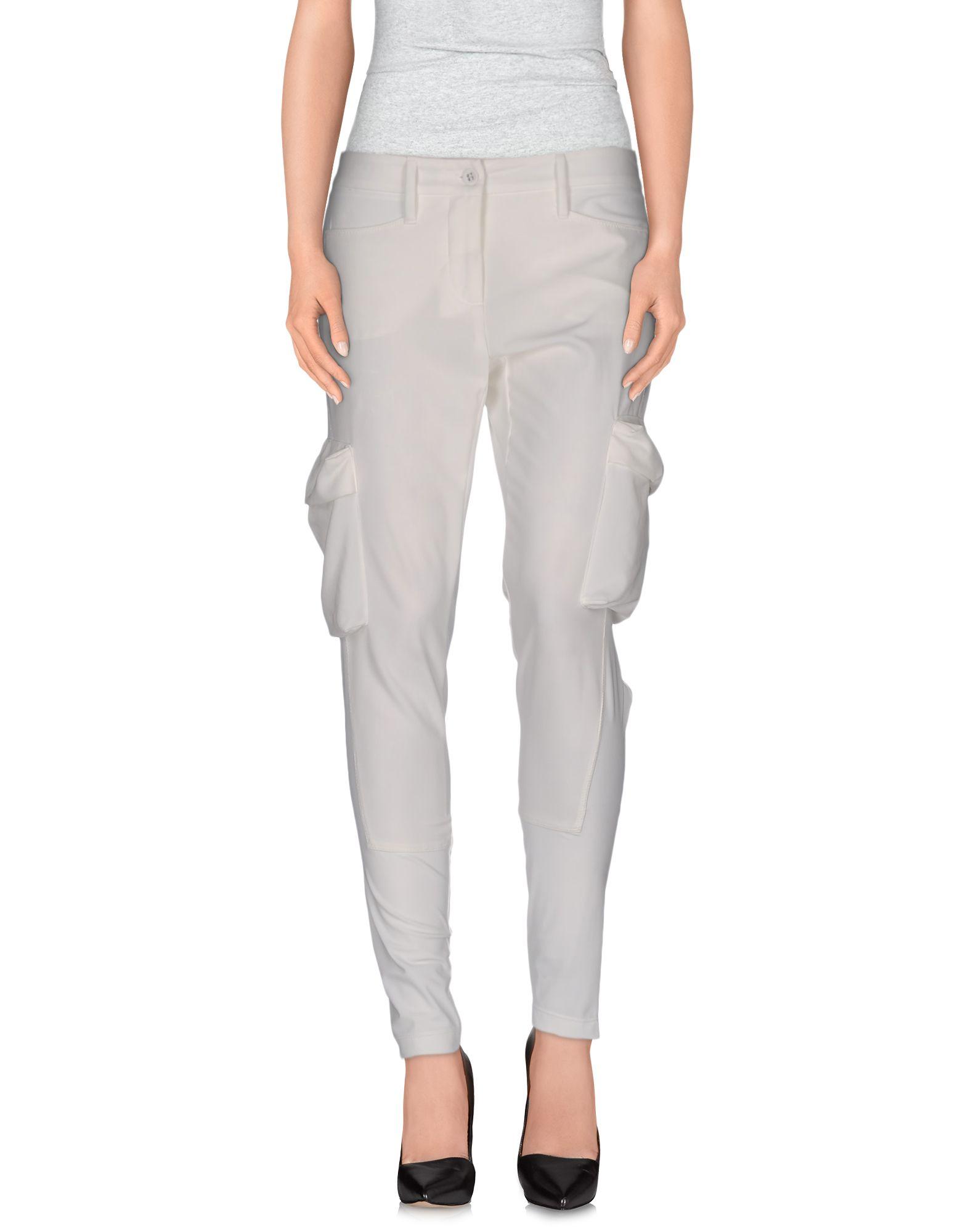 PINKO GREY Повседневные брюки