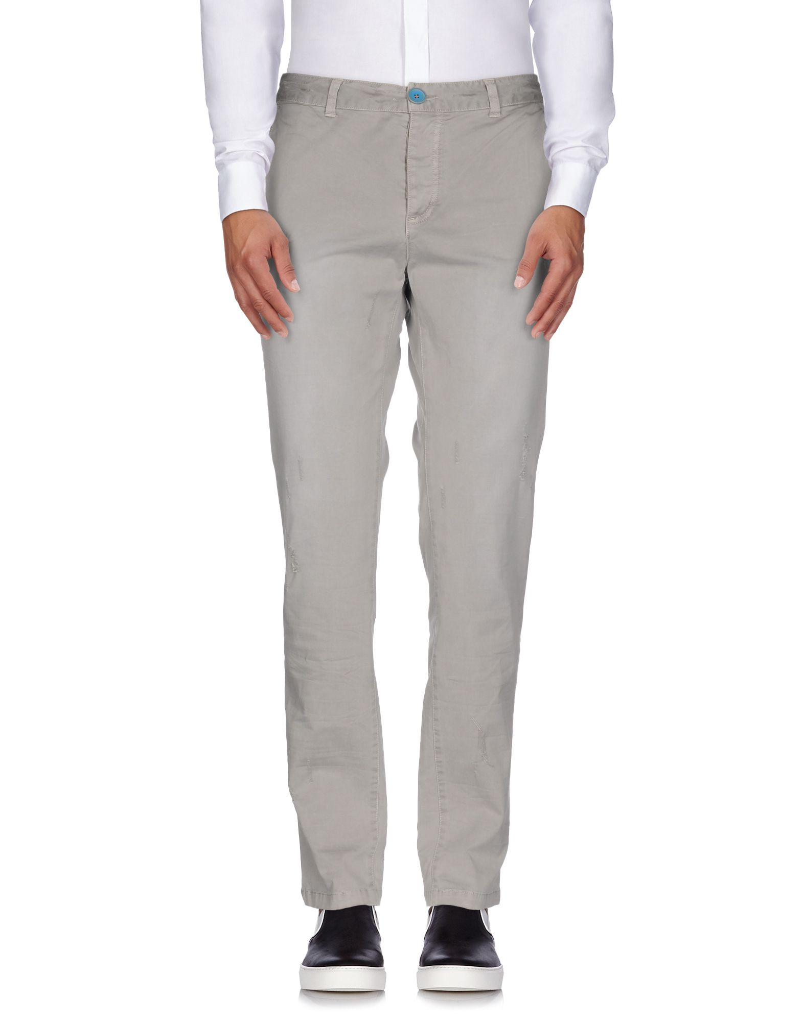MAGAZZINI DEL SALE Повседневные брюки magazzini del sale джинсовые брюки
