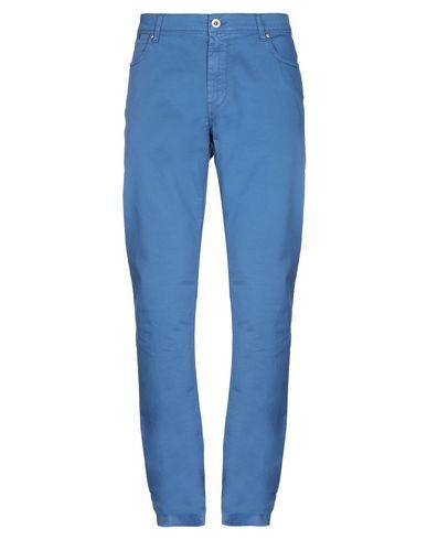 Фото - Повседневные брюки от BROOKSFIELD лазурного цвета