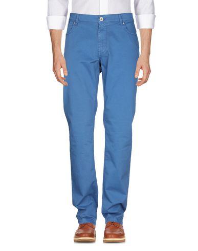 Фото 2 - Повседневные брюки от BROOKSFIELD лазурного цвета