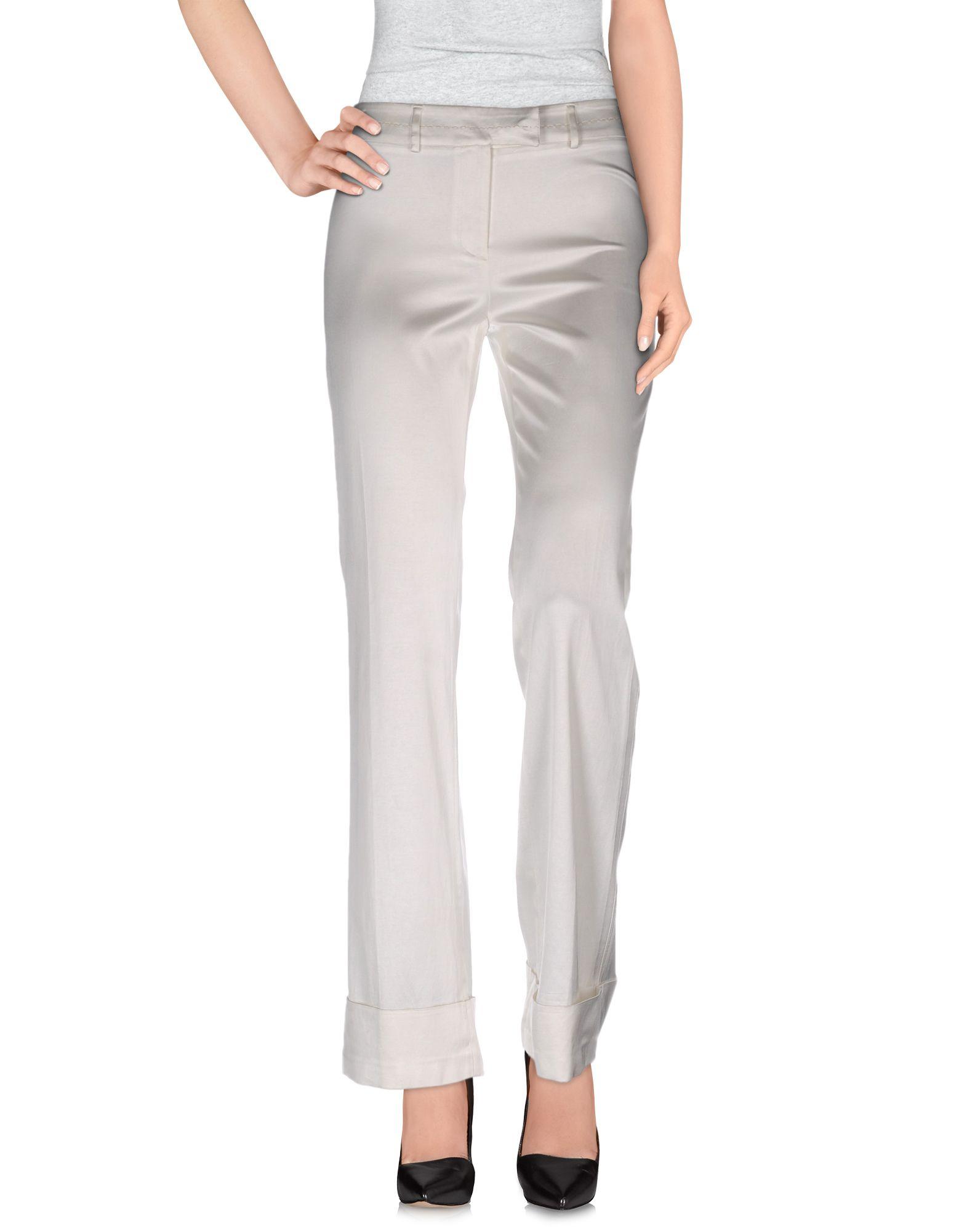 FERRE' JEANS Повседневные брюки брюки gf ferre брюки широкие