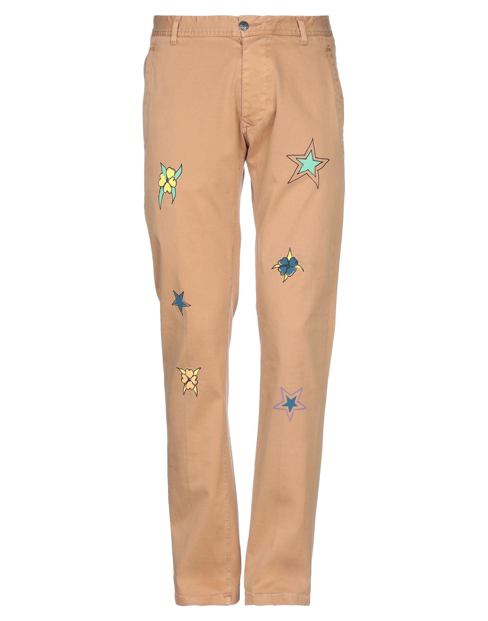 MACCHIA J Повседневные брюки цена 2017