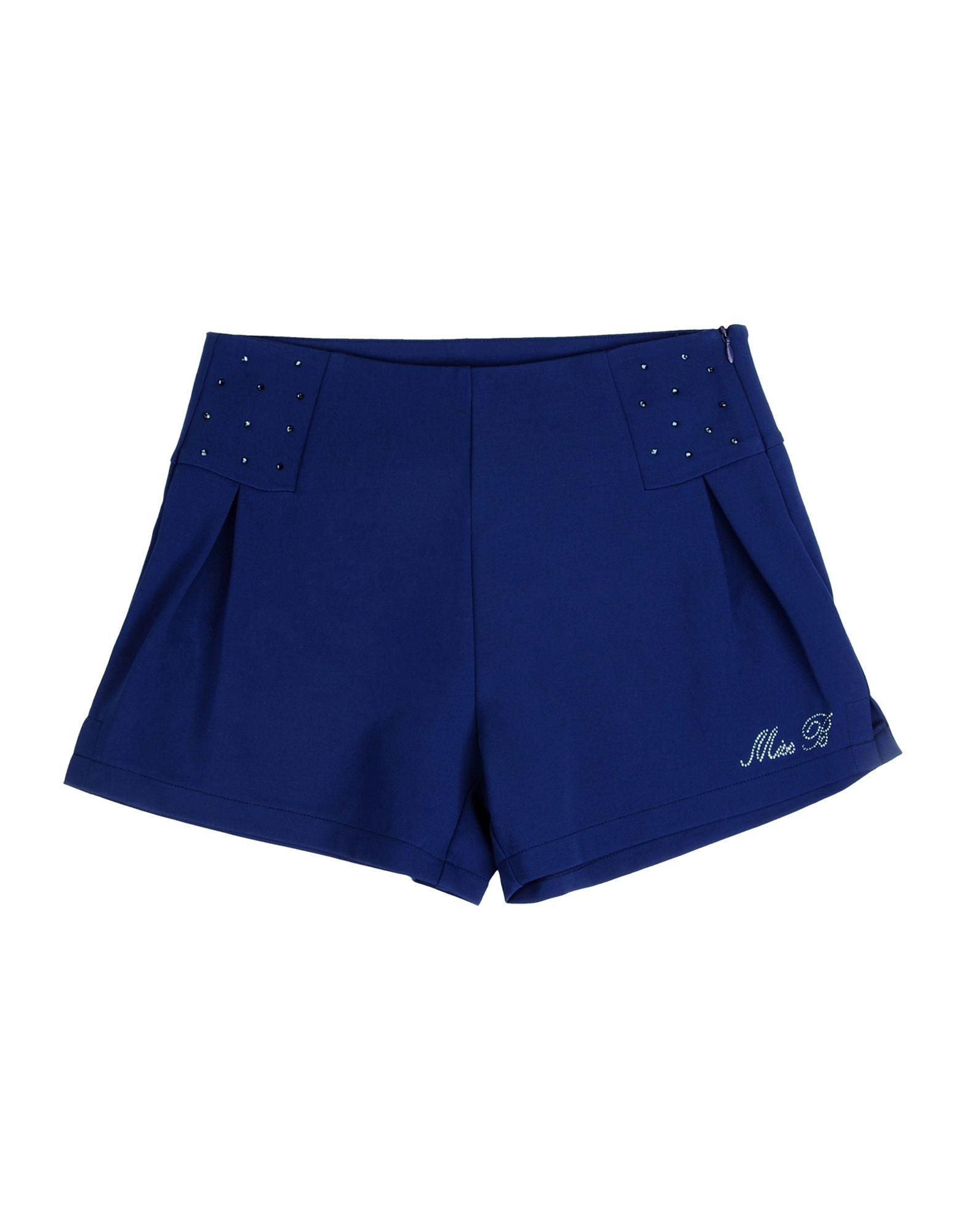 MISS BLUMARINE Повседневные шорты miss blumarine повседневные шорты