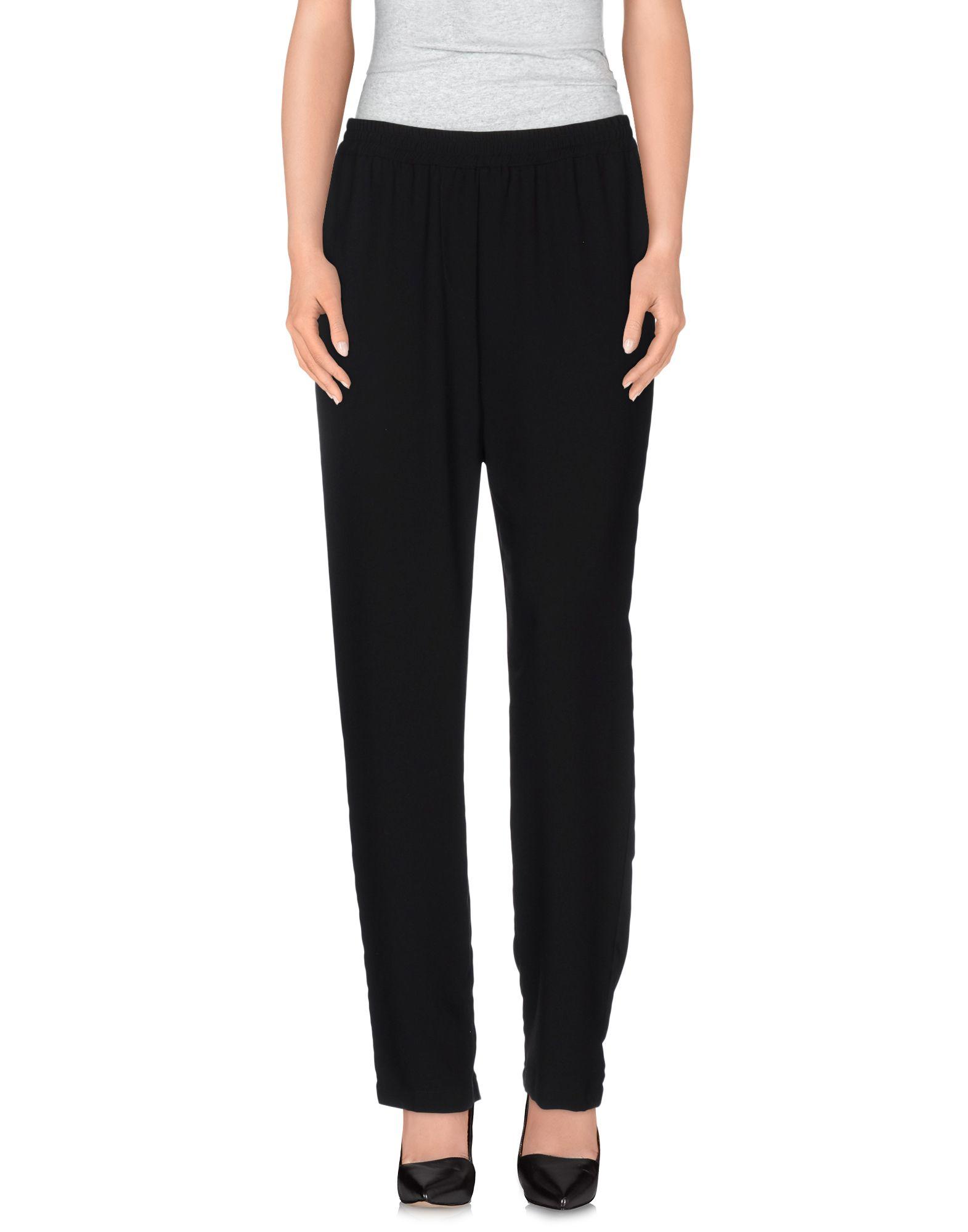 CLU Повседневные брюки брюки для девочки y9147 чёрный y clu