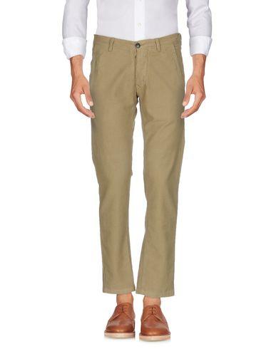 Купить Повседневные брюки от MACCHIA J цвета хаки