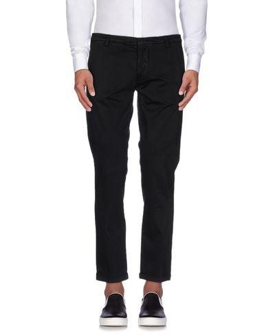 Фото - Повседневные брюки от MOOS черного цвета
