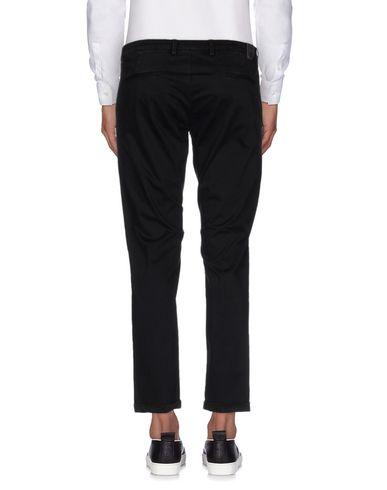 Фото 2 - Повседневные брюки от MOOS черного цвета