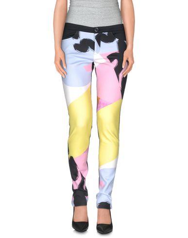 Купить Повседневные брюки от PINKO TAG черного цвета