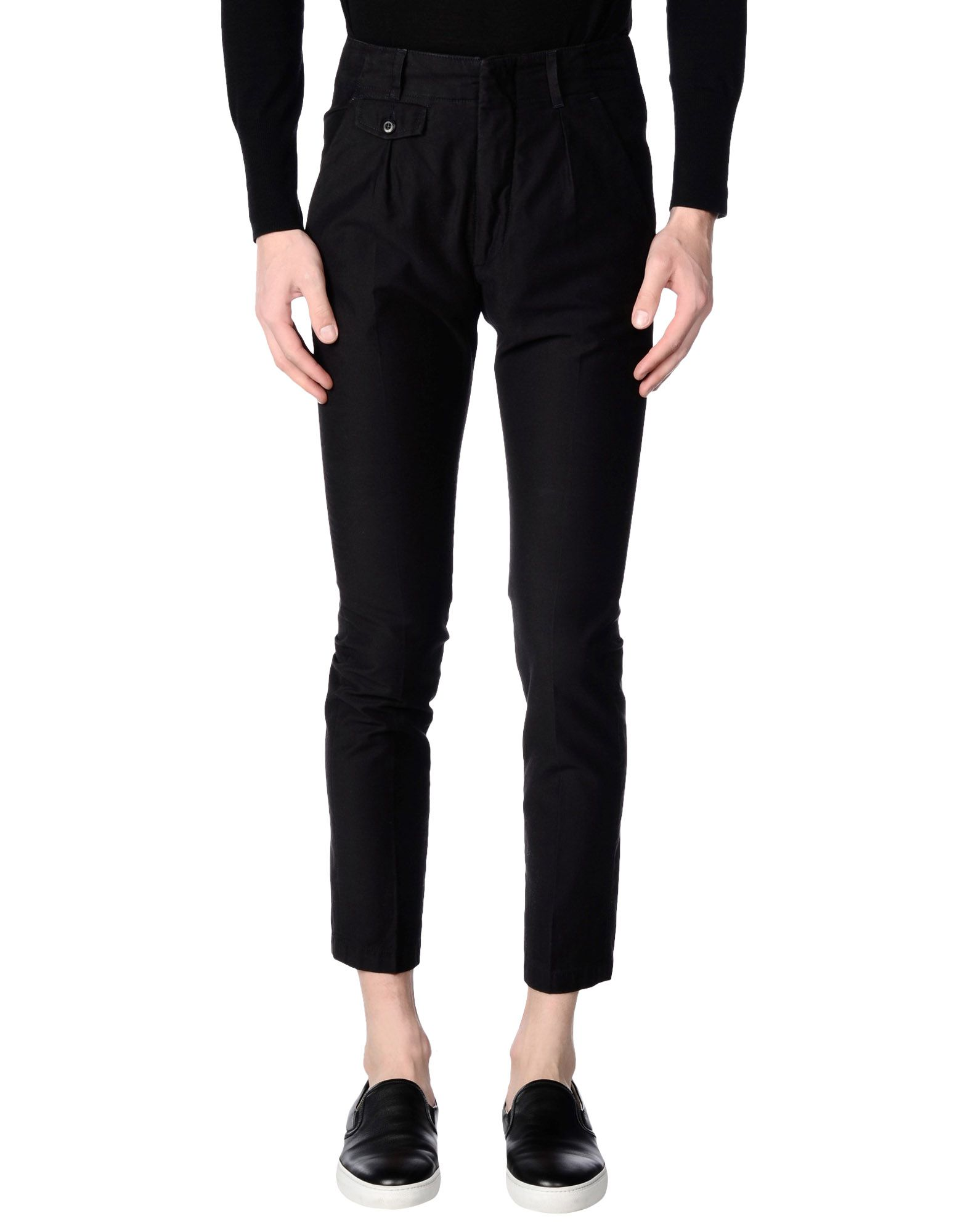 DONDUP Повседневные брюки брюки zarina zarina za004ewxrm01