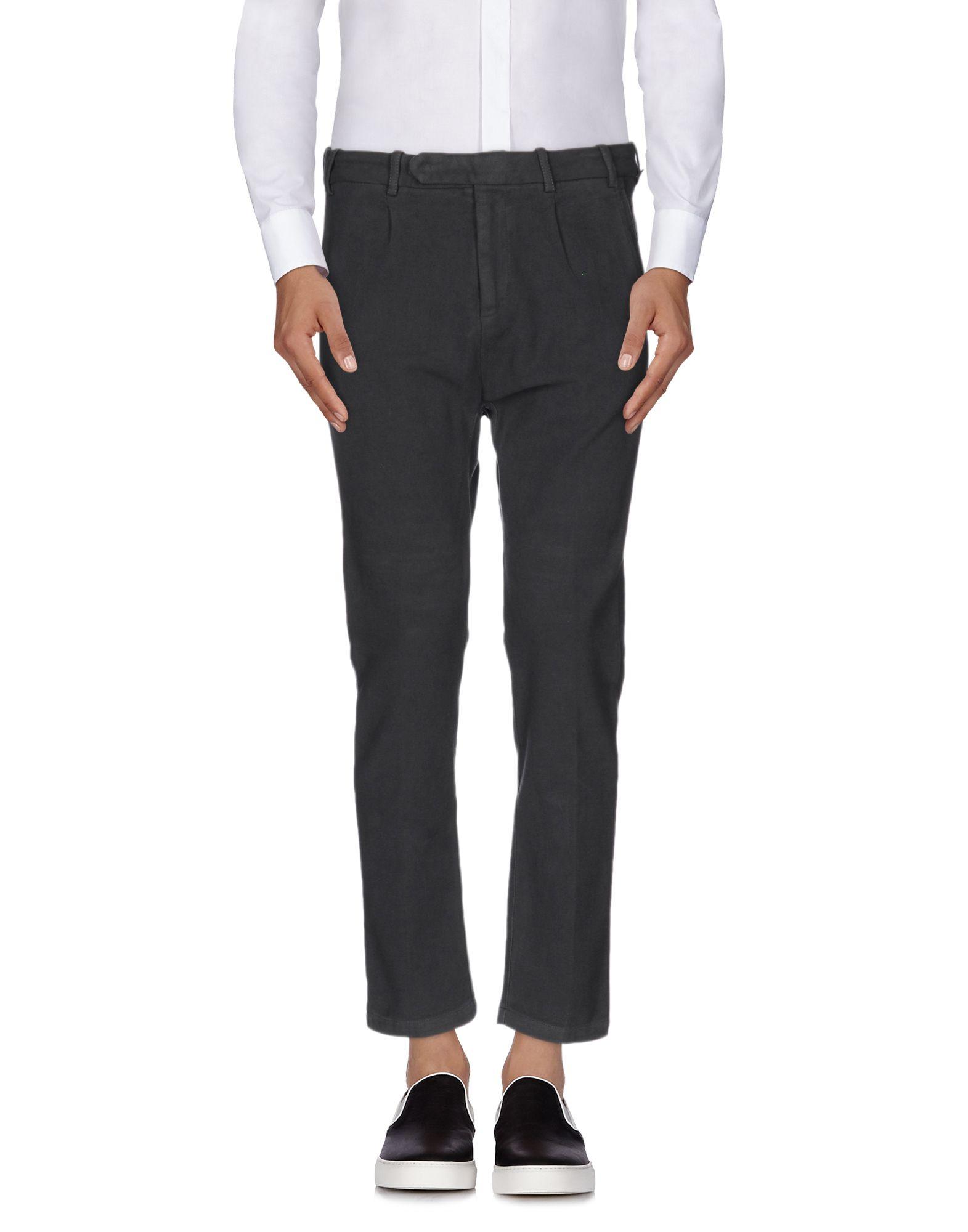 PAOLO PECORA Повседневные брюки paolo pecora donna повседневные брюки