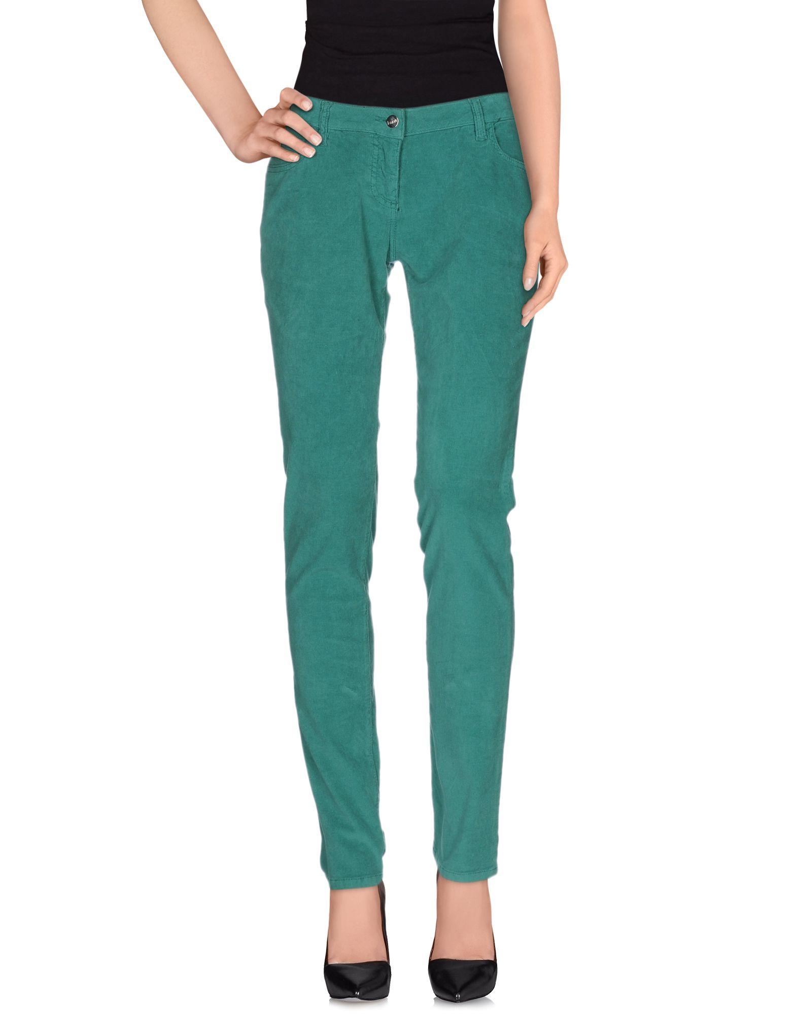 цена LOIZA by PATRIZIA PEPE Повседневные брюки онлайн в 2017 году