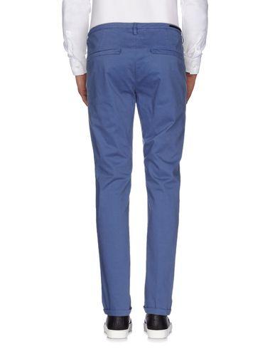 Фото 2 - Повседневные брюки от GUNS DISARMED пастельно-синего цвета