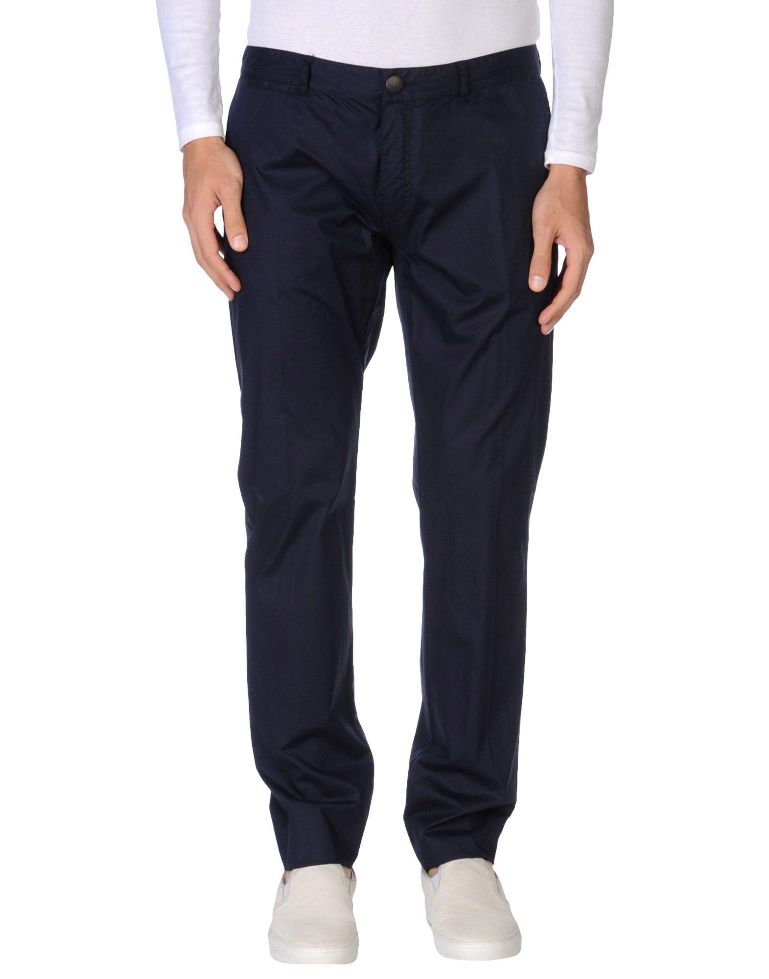 ARMANI JEANS Повседневные брюки flare jeans повседневные брюки