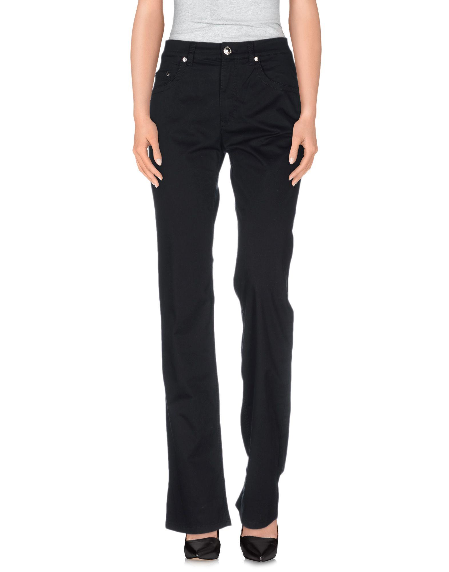 BLU BYBLOS Повседневные брюки брюки byblos byblos by548ewizu18
