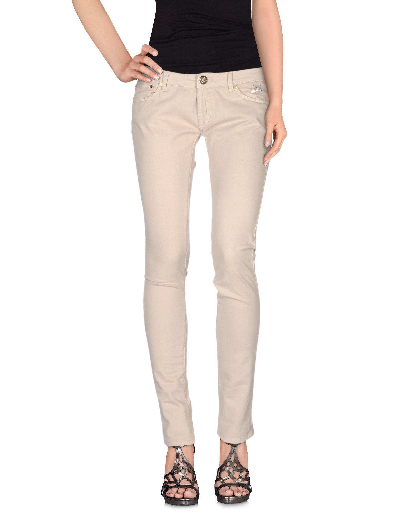 Фото ATELIER FIXDESIGN Джинсовые брюки. Купить с доставкой