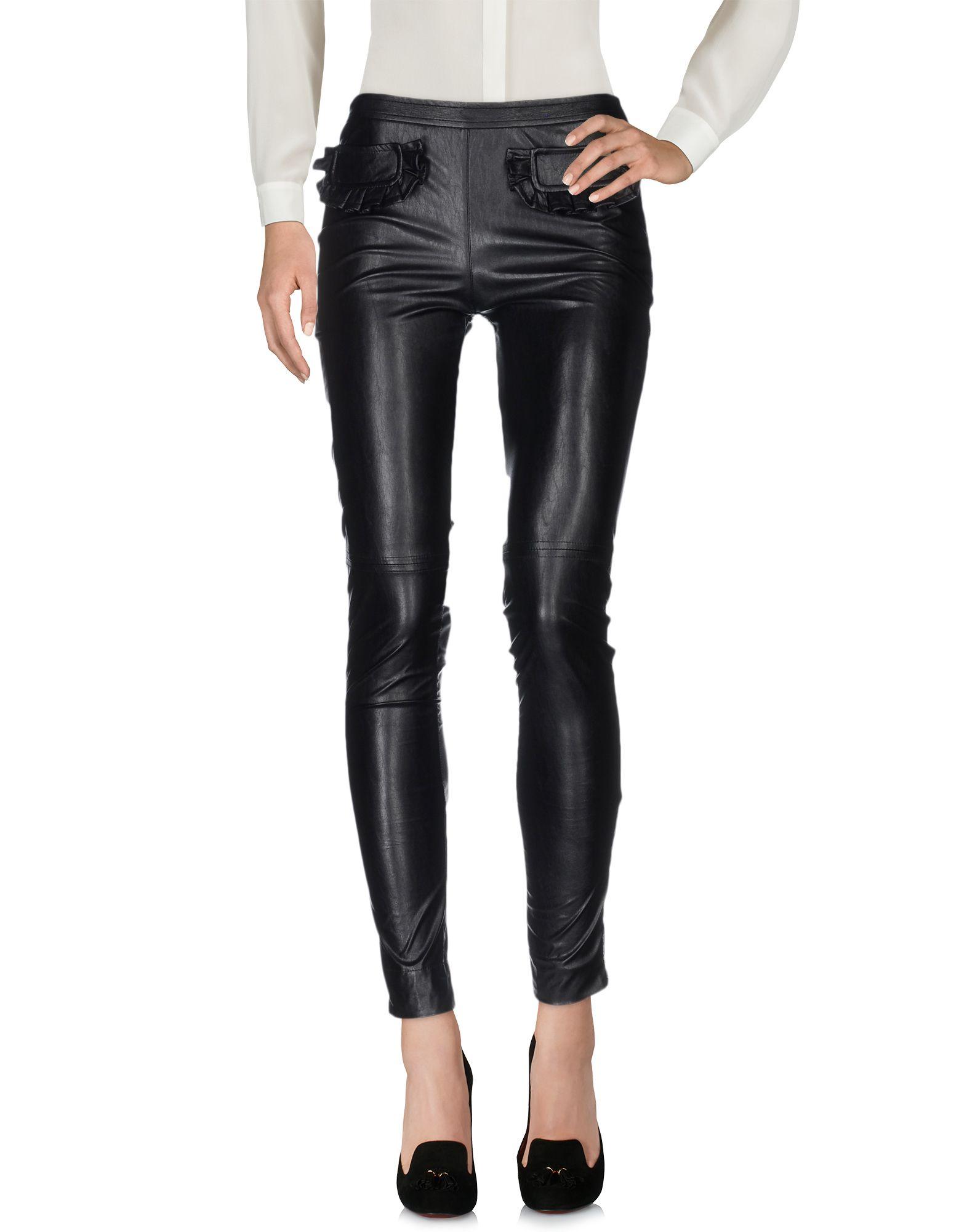 BABYLON Damen Hose Farbe Schwarz Größe 5