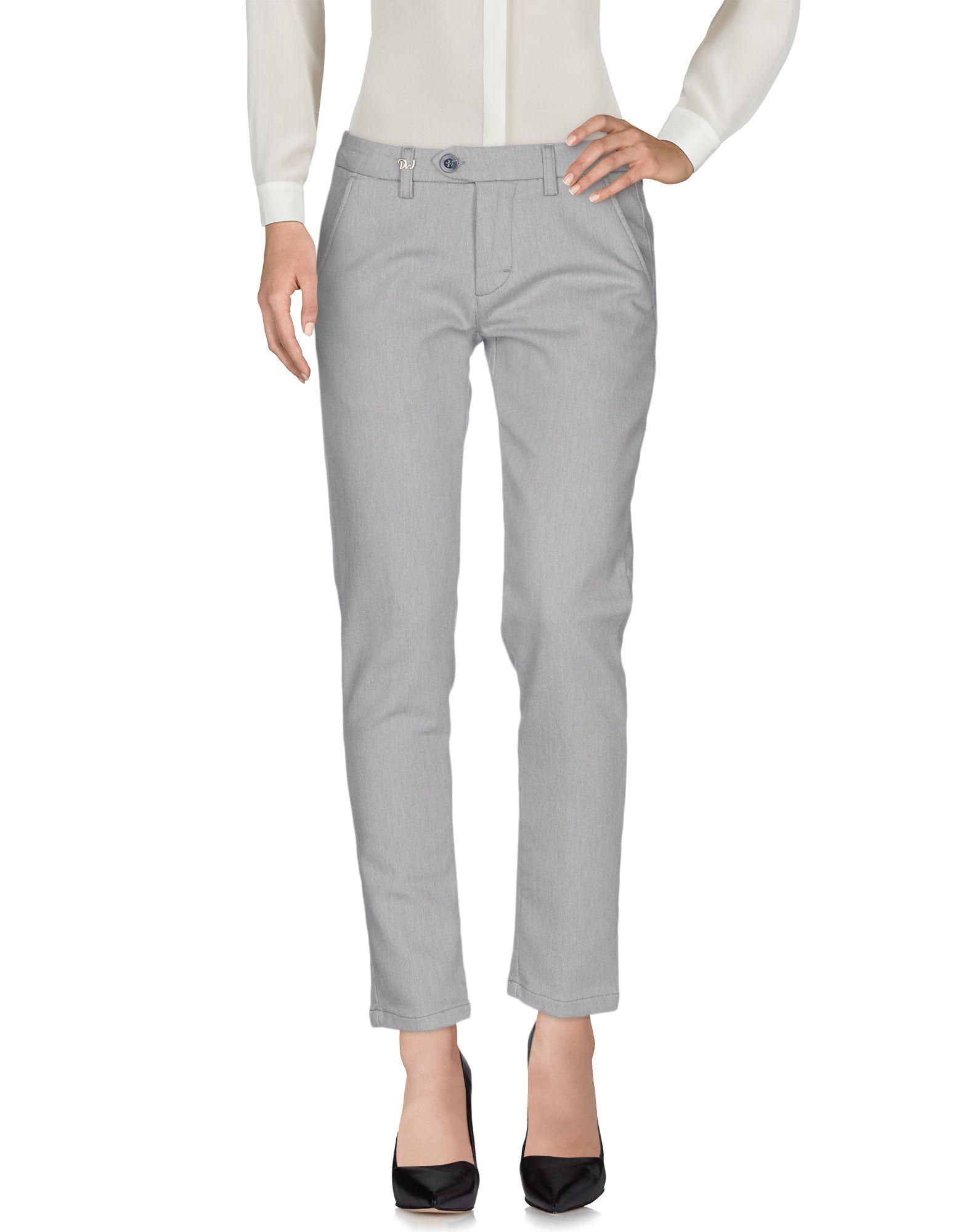DW FIVE Повседневные брюки недорго, оригинальная цена