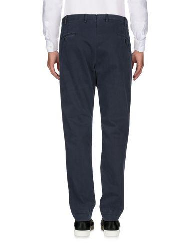 Фото 2 - Повседневные брюки от BRIGLIA 1949 темно-синего цвета