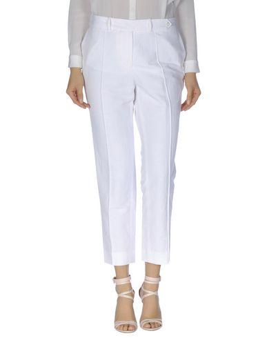 Фото - Повседневные брюки от MIRA MIKATI белого цвета